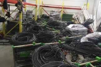 Сдать кабель в Ожерелье
